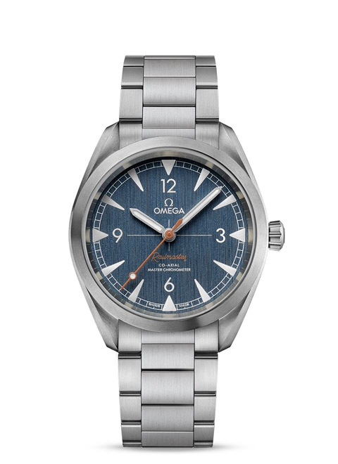 Railmaster Omega Co-Axial Master Chronometer 40 mm - 220.10.40.20.03.001
