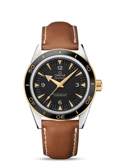 Seamaster 300 Omega Master Co-Axial 41 mm - 233.22.41.21.01.001