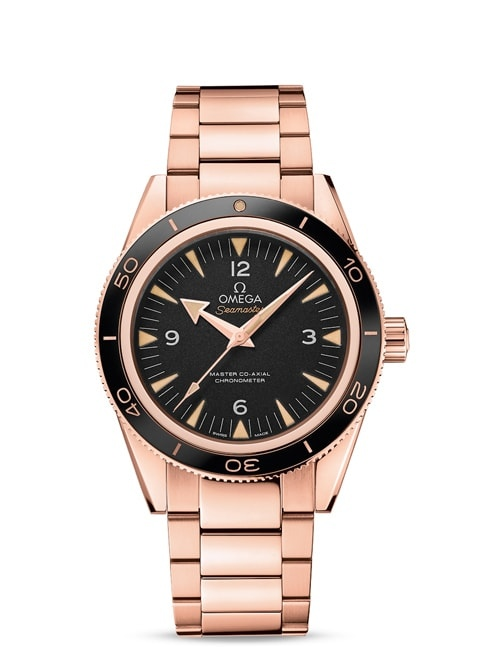 Seamaster 300 Omega Master Co-Axial 41 mm - 233.60.41.21.01.001