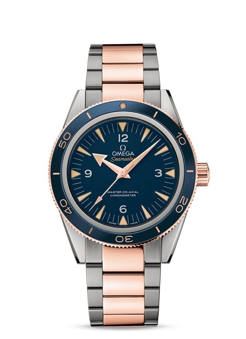 Seamaster 300 Omega Master Co-Axial 41 mm - 233.60.41.21.03.001