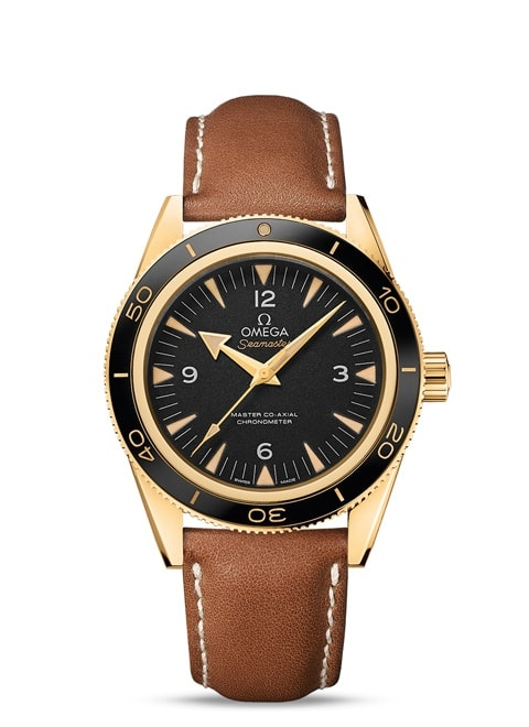 Seamaster 300 Omega Master Co-Axial 41 mm - 233.62.41.21.01.001