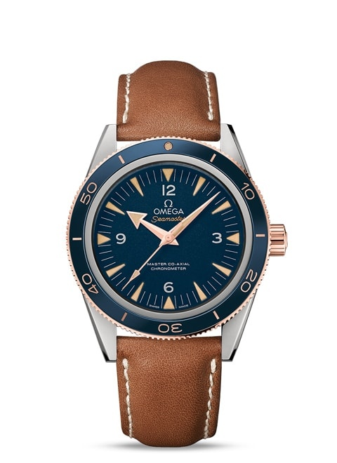 Seamaster 300 Omega Master Co-Axial 41 mm - 233.62.41.21.03.001