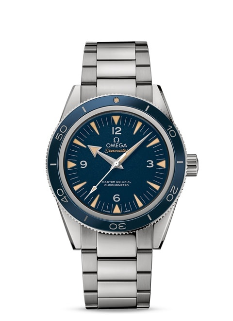 Seamaster 300 Omega Master Co-Axial 41 mm - 233.90.41.21.03.001