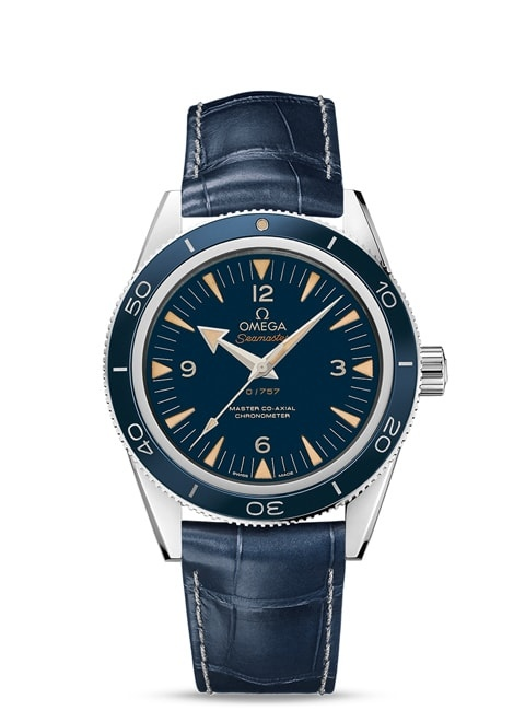 Seamaster 300 Omega Master Co-Axial 41 mm - 233.93.41.21.03.001