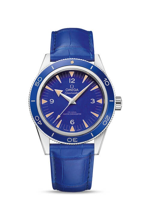 Seamaster 300 Omega Co-Axial Master Chronometer 41 мм - 234.93.41.21.99.002