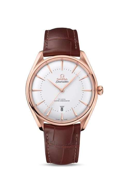 Specialities Edizione Venezia Edizione Venezia - Sedna™ gold on leather strap