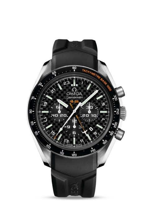 Co-Axial GMT Chronograph Numbered Edition 44,25mm - SKU 321.92.44.52.01.001