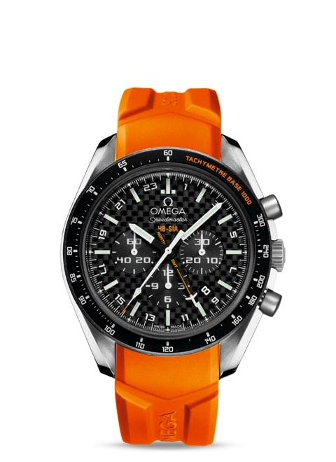 Co-Axial GMT Chronograph Numbered Edition 44,25mm - SKU 321.92.44.52.01.003