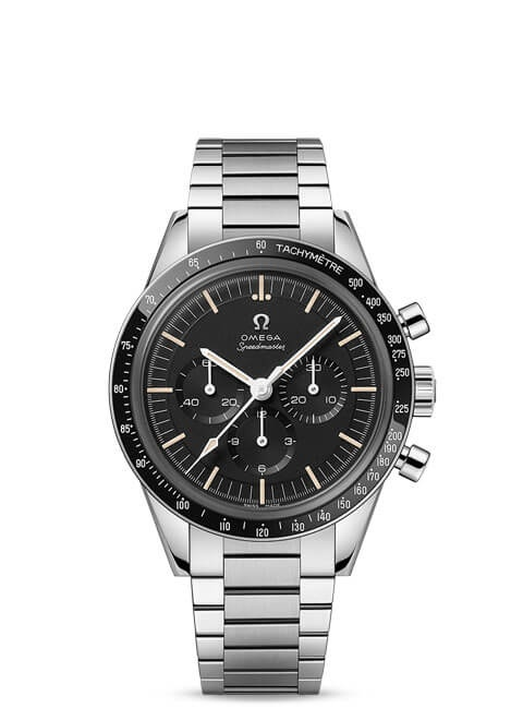Speedmaster Moonwatch Chronograph 39,7 mm - Acero con Acero