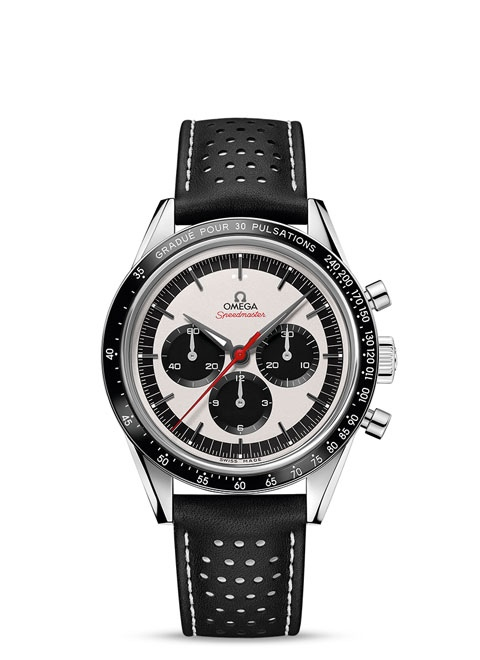 Moonwatch Chronograph 39.7 mm - 311.32.40.30.02.001