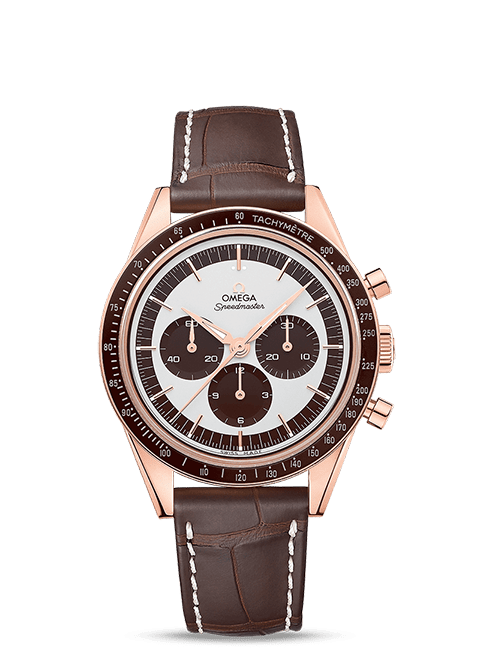 Speedmaster Moonwatch First OMEGA in Space - SKU 311.63.40.30.02.001