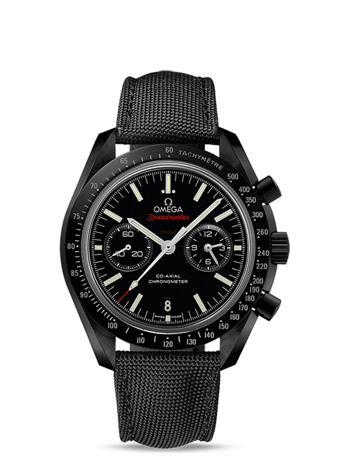 Speedmaster Moonwatch Dark Side of the Moon - SKU 311.92.44.51.01.007