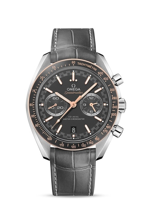 Racing Omega Co-Axial Master Chronometer Chronograph 44,25 mm - 329.23.44.51.06.001