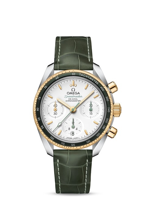 Speedmaster 38 Co-Axial Chronograph 38 mm - 324.23.38.50.02.001