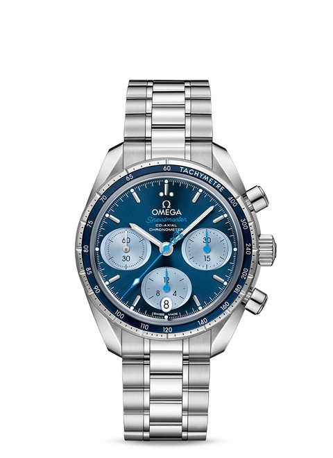 Speedmaster 38 Co-Axial Chronograph 38 mm - 324.30.38.50.03.002