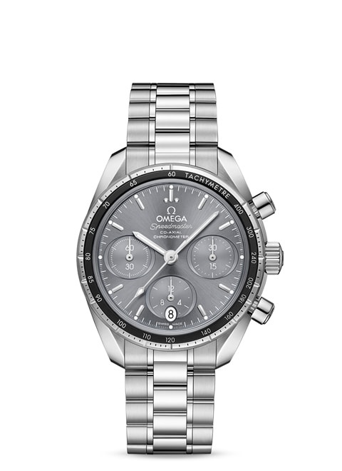Speedmaster 38 Co-Axial Chronograph 38 mm - 324.30.38.50.06.001
