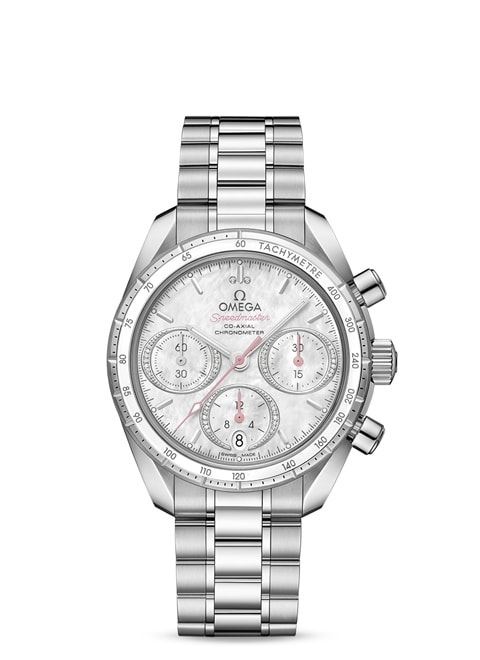 Speedmaster 38 Co-Axial Chronograph 38 mm - 324.30.38.50.55.001