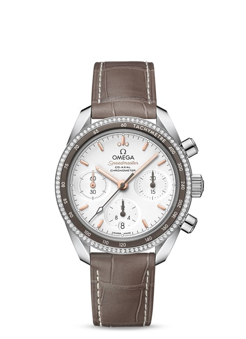 Speedmaster 38 Co-Axial Chronograph 38 mm - 324.38.38.50.02.001