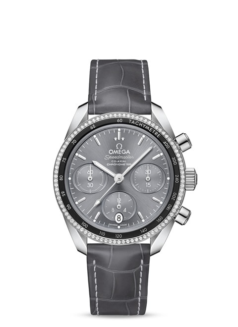 Speedmaster 38 Co-Axial Chronograph 38 mm - 324.38.38.50.06.001