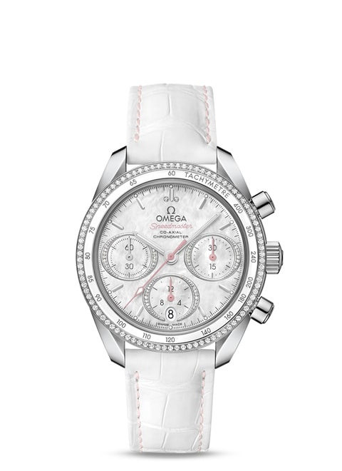 Speedmaster 38 Co-Axial Chronograph 38 mm - 324.38.38.50.55.001