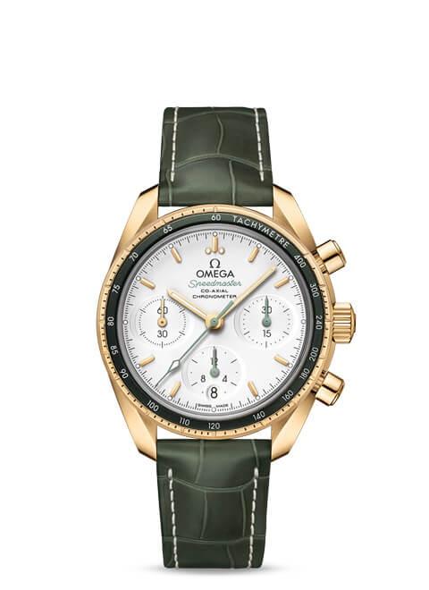 Speedmaster 38 Co-Axial Chronograph 38 mm - 324.63.38.50.02.004
