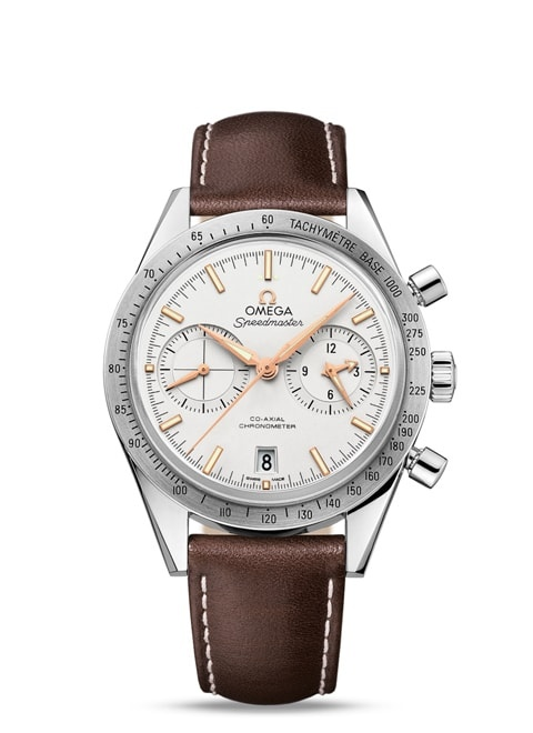 SPEEDMASTER '57 Omega Co-Axial Cronógrafo 41,5 mm - 331.12.42.51.02.002