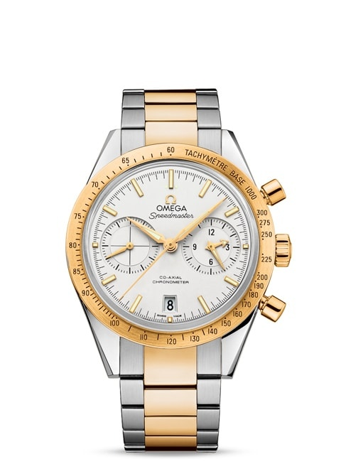 SPEEDMASTER '57 Omega Co-Axial Chronograph 41,5 mm - 331.20.42.51.02.001