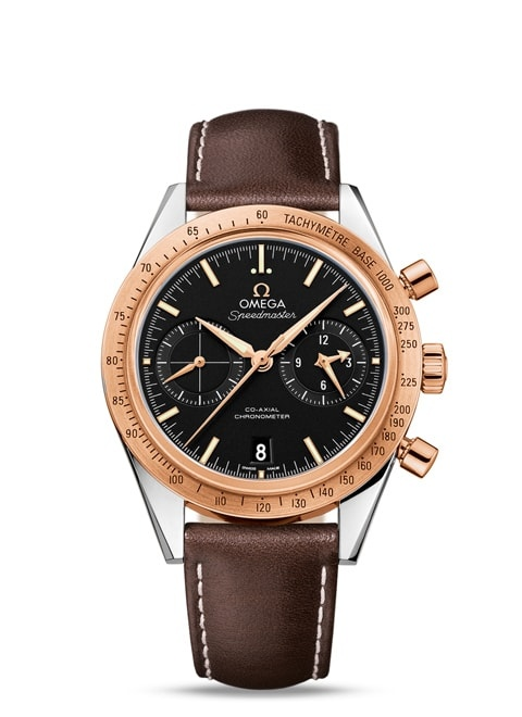 SPEEDMASTER '57 Omega Co-Axial Chronograph 41,5 mm - 331.22.42.51.01.001