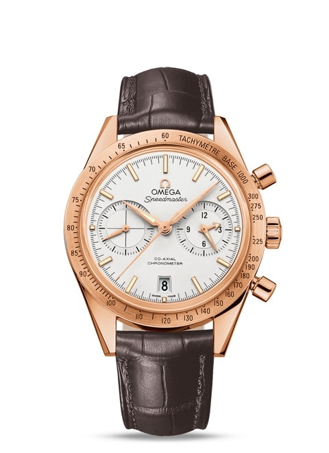 SPEEDMASTER '57 Omega Co-Axial Chronograph 41,5 mm - 331.53.42.51.02.002