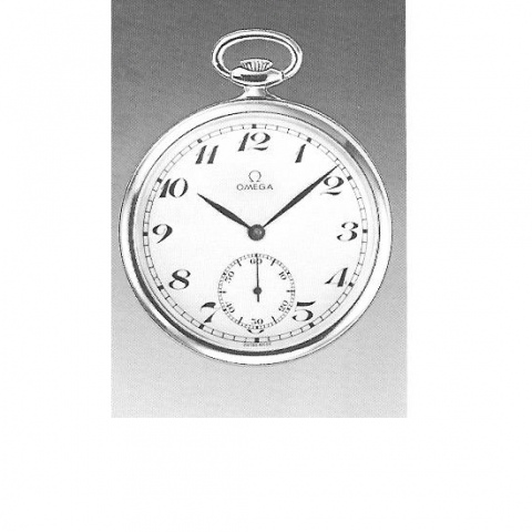 Pocket watch - UT 121.1740