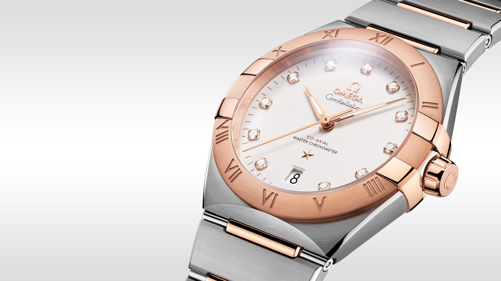 Constellation Constellation Constellation OMEGA Co‑Axial Master Chronometer 39mm - 131.20.39.20.52.001 - View 2
