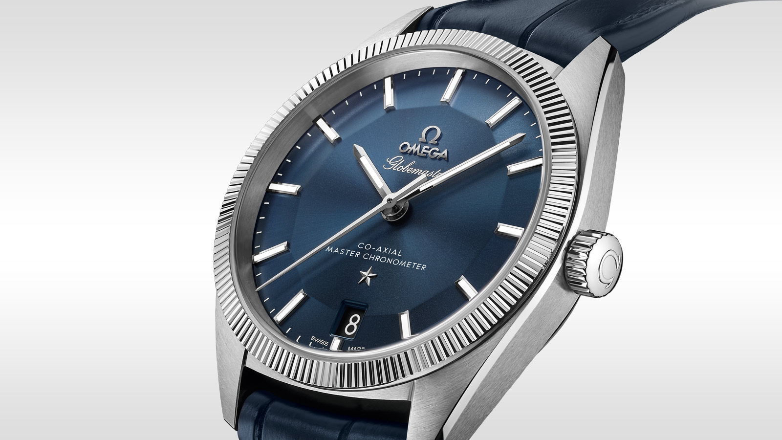 Constellation Globemaster Globemaster Omega Co‑Axial Master Chronometer 39 mm - 130.33.39.21.03.001 - Visualizzare 1