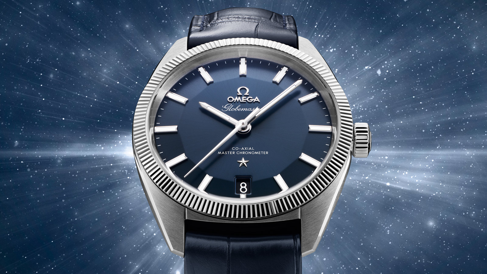 Constellation Globemaster Globemaster Omega Co‑Axial Master Chronometer 39 mm - 130.33.39.21.03.001 - Visualizzare 2