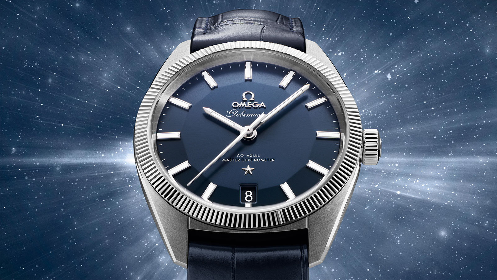 Constellation Globemaster Globemaster Omega Co‑Axial Master Chronometer 39 mm Orologio - 130.33.39.21.03.001