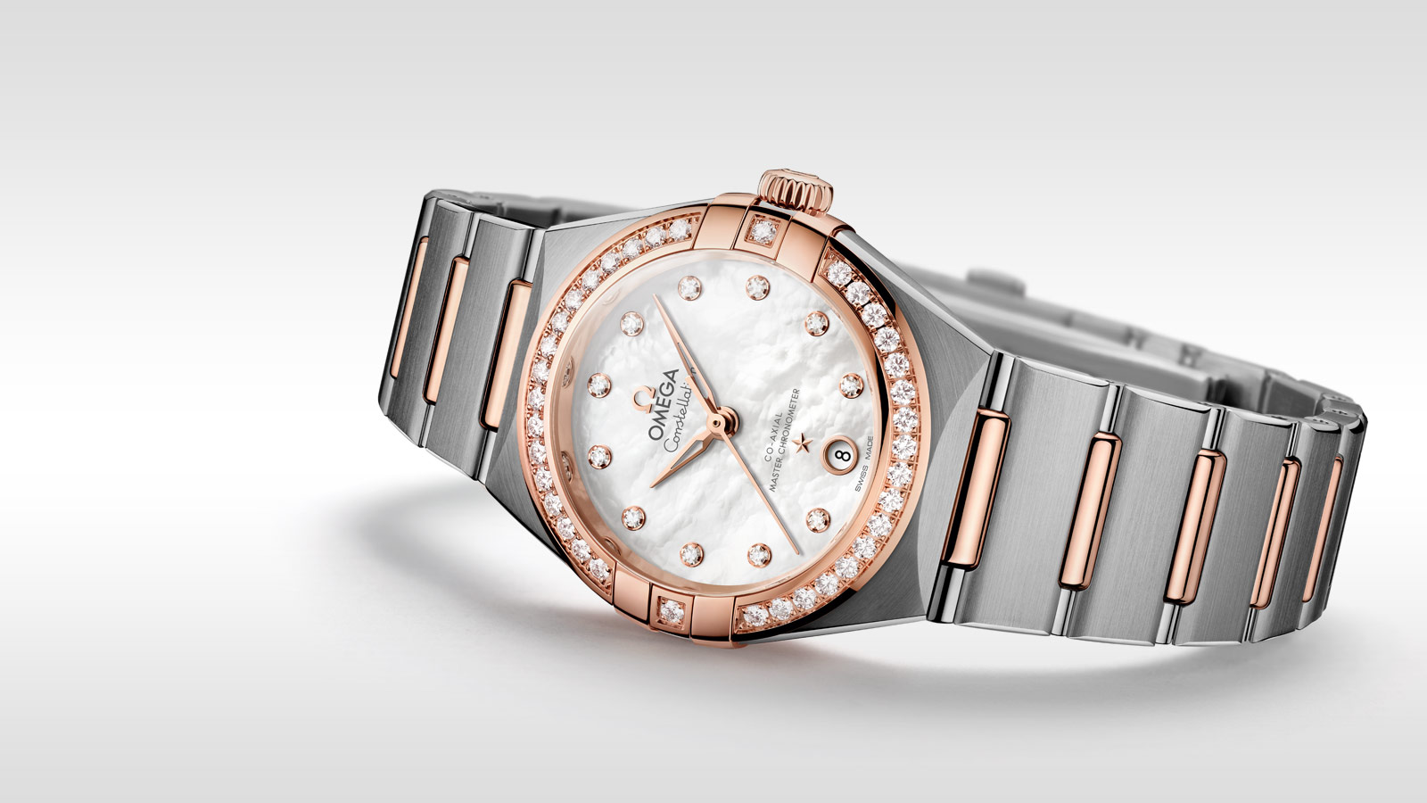 Constellation Constellation Constellation OMEGA Co‑Axial Master Chronometer 29 mm - 131.25.29.20.55.001 - Visualizzare 1