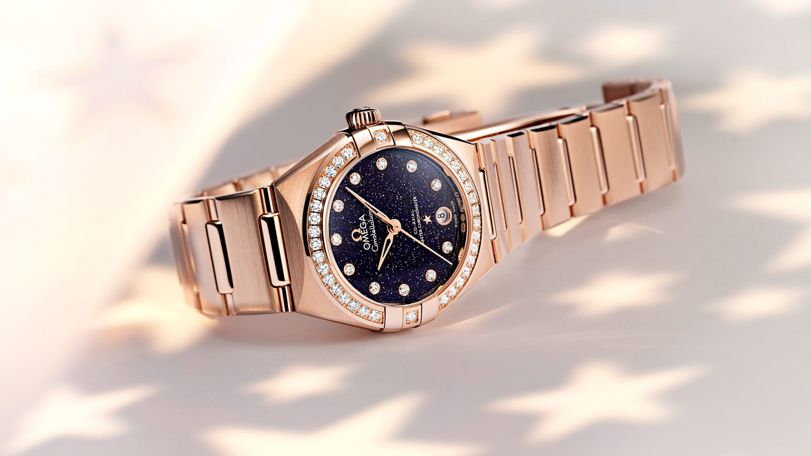 Constellation Constellation Constellation OMEGA Co‑Axial Master Chronometer 29 mm - 131.55.29.20.53.003 - Visualizzare 1