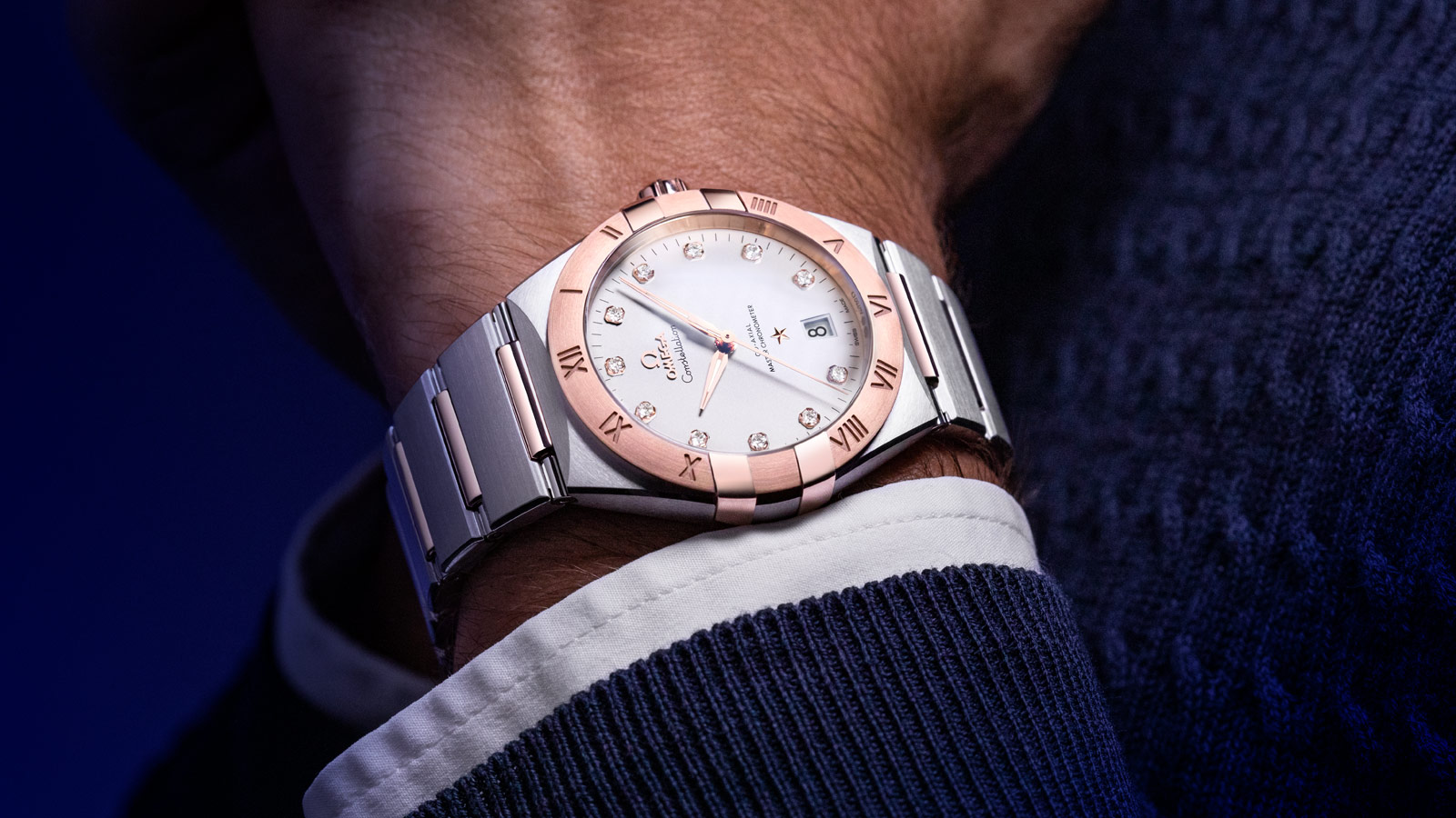 Constellation Constellation Constellation OMEGA Co‑Axial Master Chronometer 39 mm - 131.20.39.20.52.001 - View 1