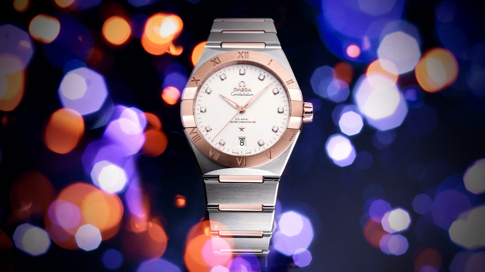 Constellation Constellation Constellation OMEGA Co‑Axial Master Chronometer 39 mm Watch - 131.20.39.20.52.001
