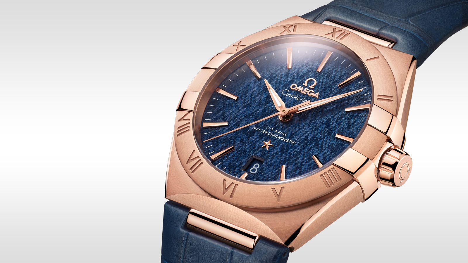 Constellation Constellation Constellation OMEGA Co‑Axial Master Chronometer 39 mm - 131.53.39.20.03.001 - Visualizzare 3