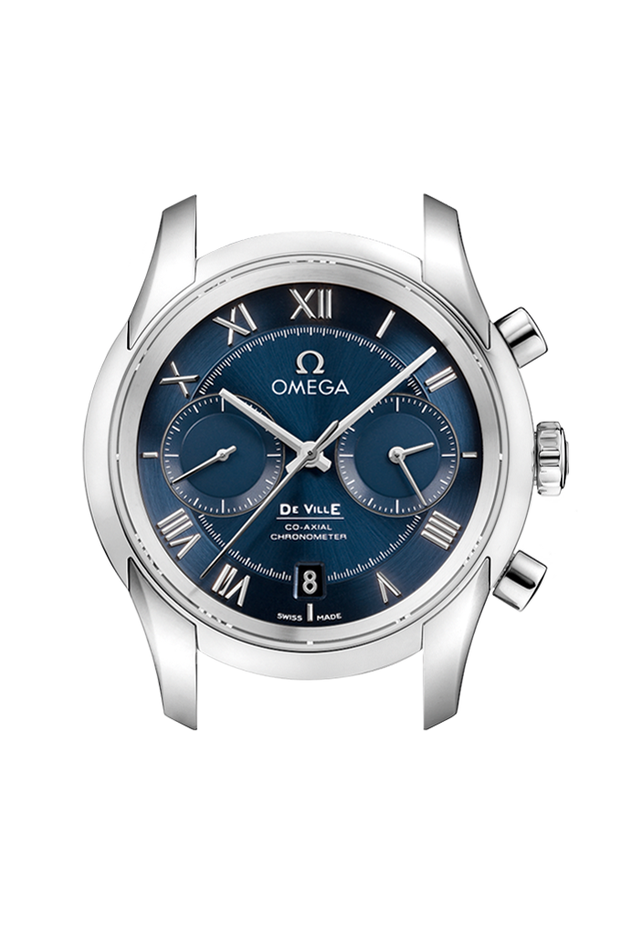 Omega Co-Axial Chronograph 42mm - 431.10.42.51.03.001