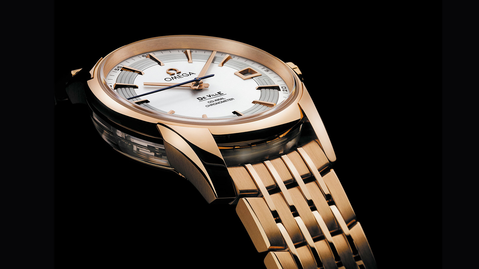 De Ville Hour Vision Hour Vision Omega Co‑Axial 41 mm - 431.60.41.21.02.001 - View 1