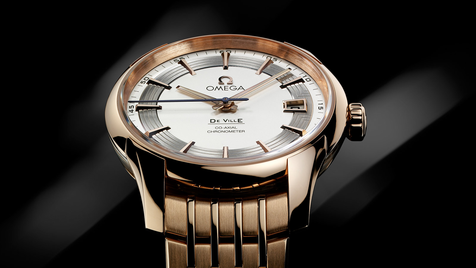 De Ville Hour Vision Hour Vision Omega Co‑Axial 41 mm - 431.60.41.21.02.001 - View 3
