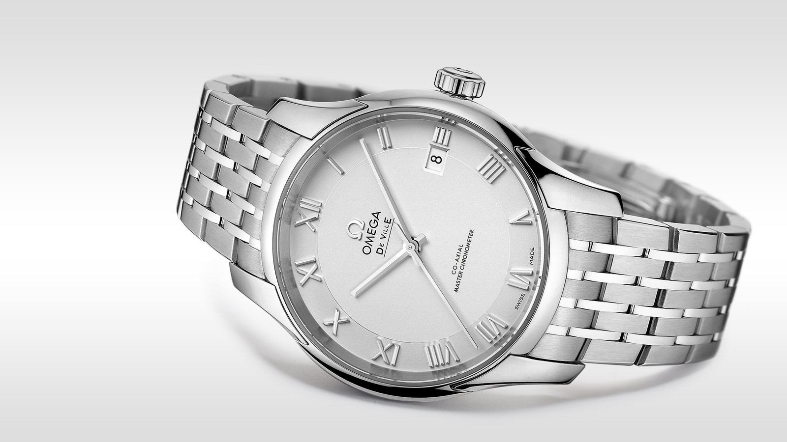 De Ville Hour Vision Hour Vision Omega Co‑Axial Master Chronometer 41 mm - 433.10.41.21.02.001 - View 1
