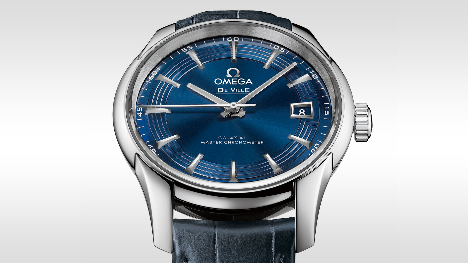 De Ville Hour Vision Hour Vision Omega Co‑Axial Master Chronometer 41 mm - 433.33.41.21.03.001 - View 1