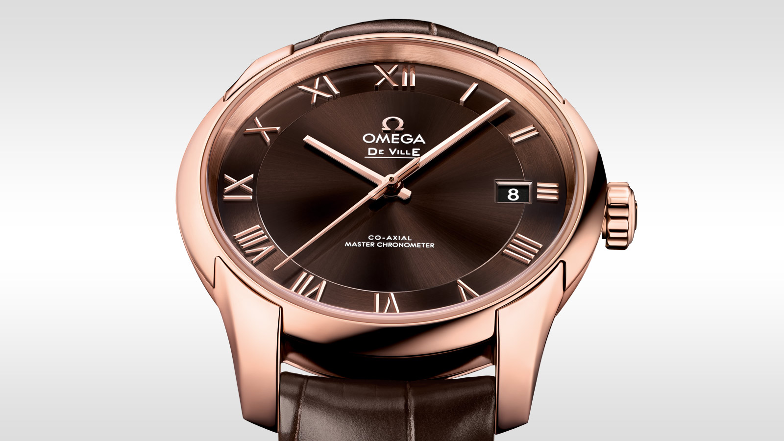 De Ville Hour Vision Hour Vision Omega Co‑Axial Master Chronometer 41 mm - 433.53.41.21.13.001 - Afficher 1