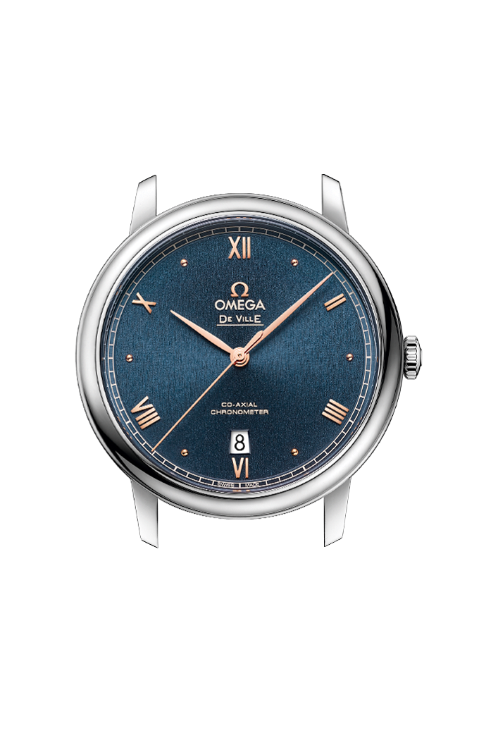 Co-Axial Chronometer 39,5mm - 424.10.40.20.03.004