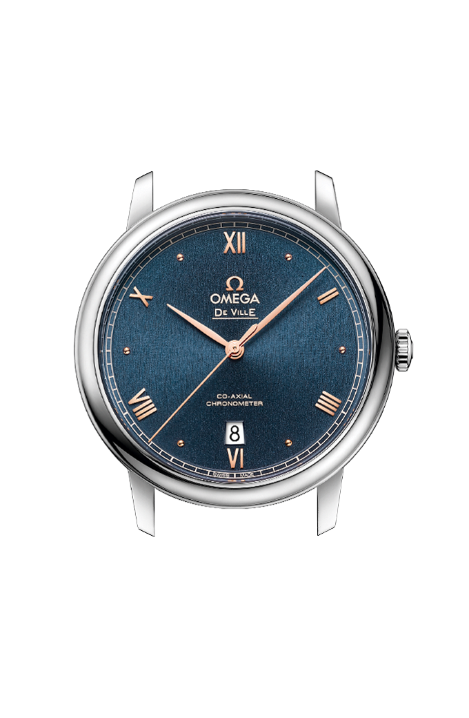 Co-Axial Chronometer 39,5mm - 424.13.40.20.03.004