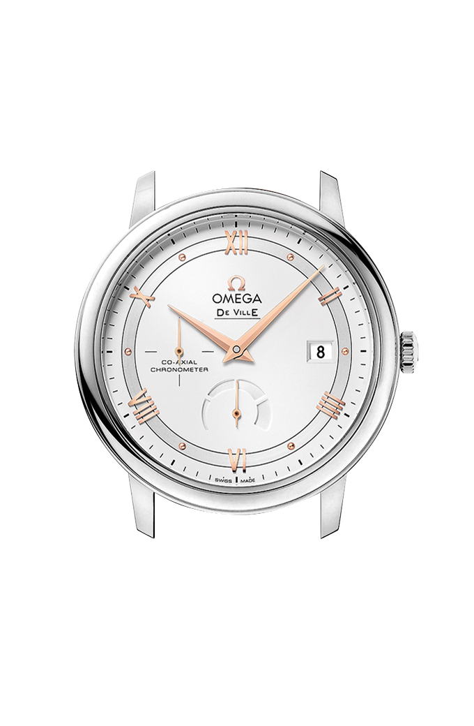 Co-Axial Power Reserve 39.5mm - 424.13.40.21.02.002