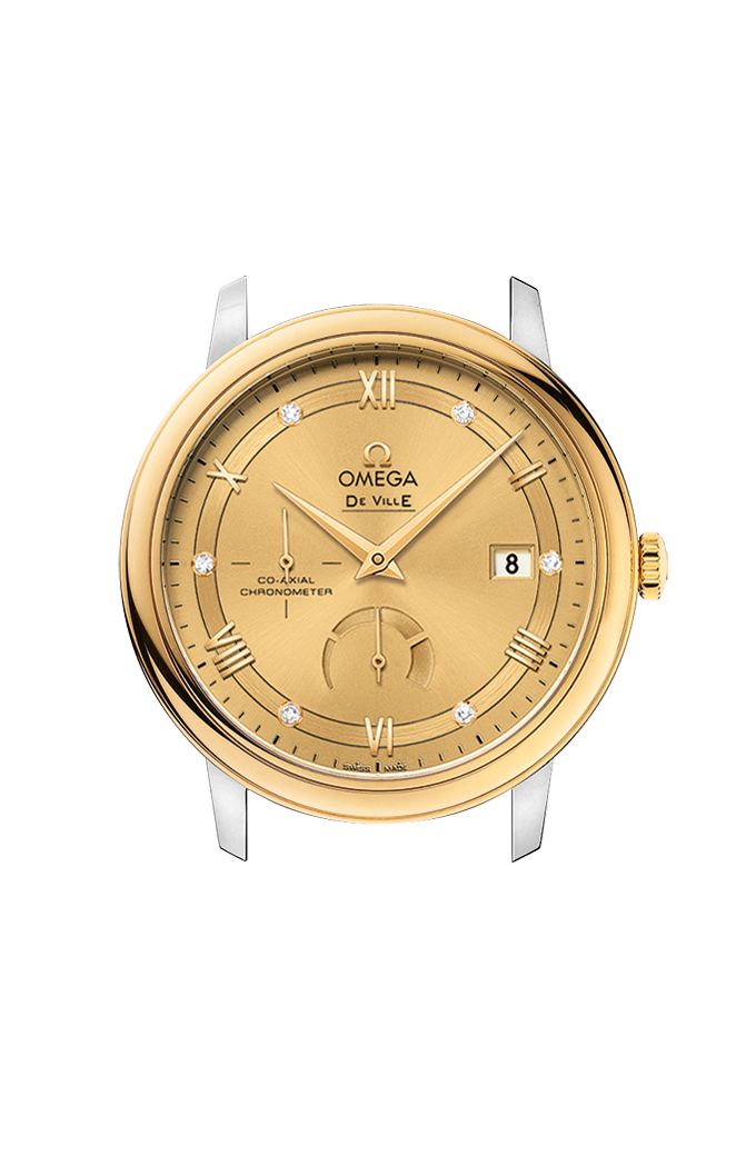 Co-Axial Power Reserve 39.5mm - 424.23.40.21.58.001