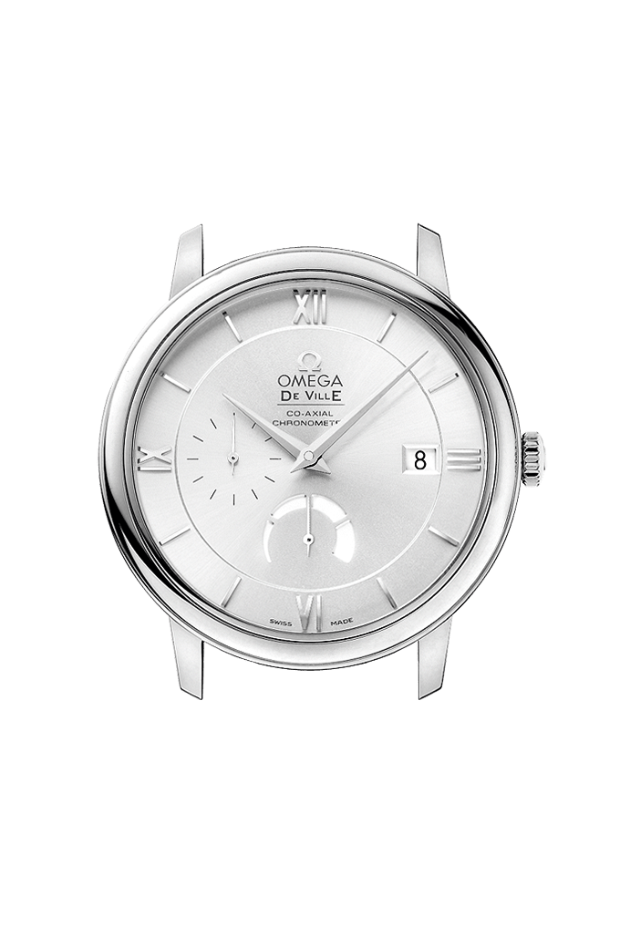 Co-Axial Power Reserve 39.5mm - 424.13.40.21.02.001